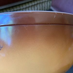 Vintage Kitchen - Vintage Pyrex Old Orchard 3pc Mixing Nesting Bowls